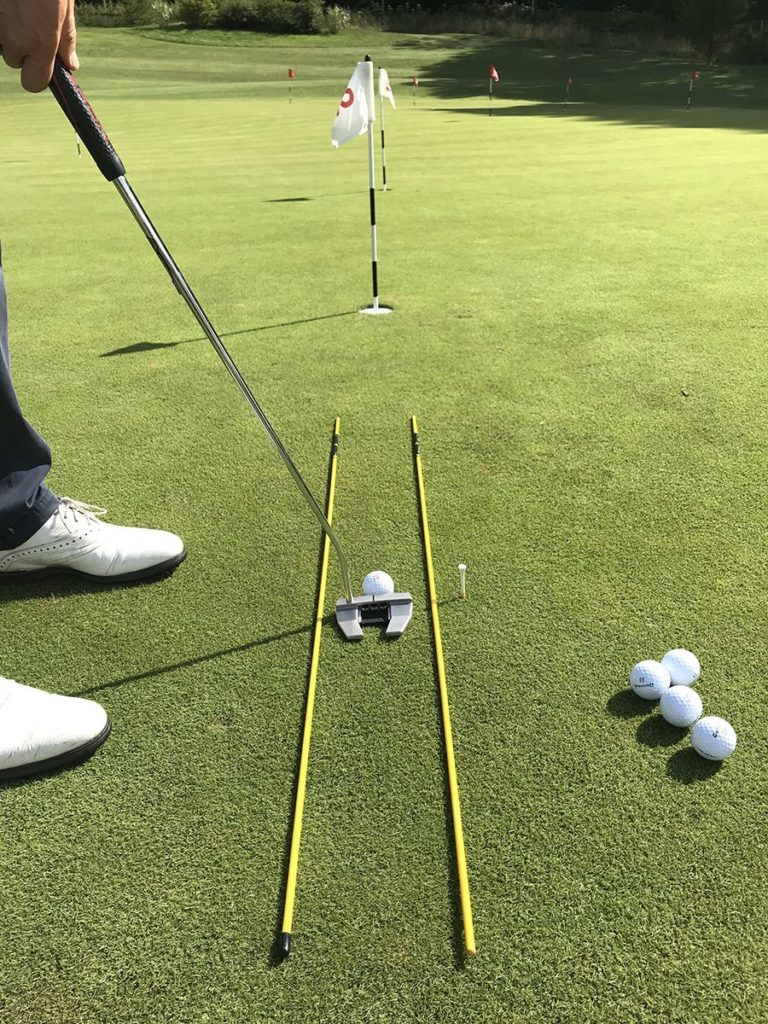 perfectionnement technique Lux Golf Center