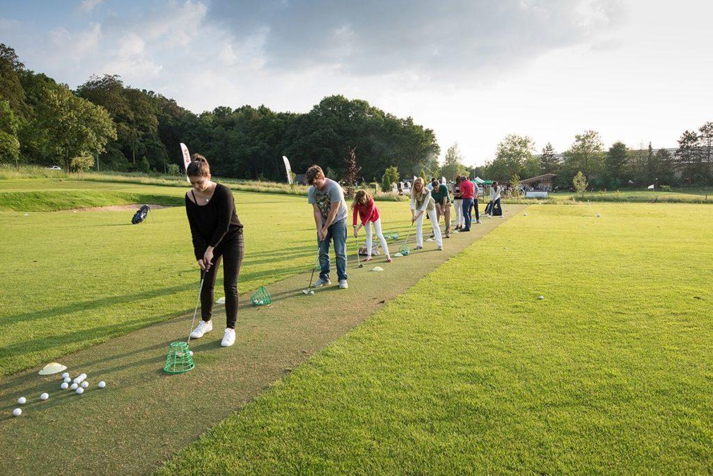 Team Building Lux Golf Center